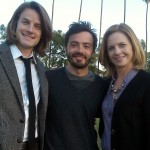 """With Evan Williams, Aldo Filiberto, Writer/Director of """"The Fortune Theory"""""""